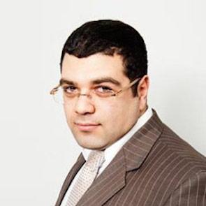 Александр Айвазов, вице-президент Ростелеком