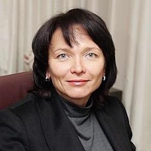 Лариса Зелькова, старший вице-президент группы Норильский Никель