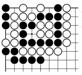 подсчет очков в игре Го