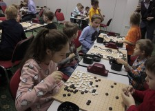 командный детский турнир по Го