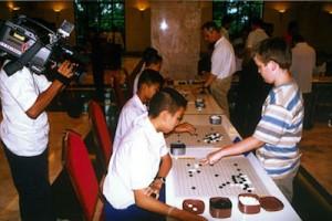 детский чемпионат мира по игре Го