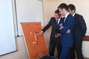 кафедра Го и стратегии в Синергии