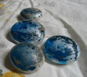 стеклянные камни Го
