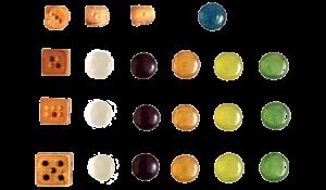 камни из сокровищницы Сёсоин (Нара)
