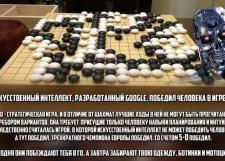 AlphaGo искусственный интеллект Google