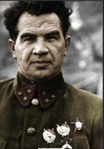 Командующий 62-й армией Василий Чуйков