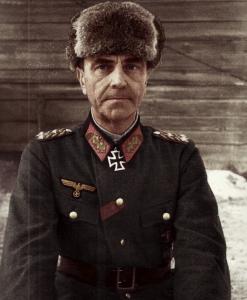 Командующий 6-й армией Фридрих Паулюс
