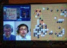 AlphaGo играет с Ли Седолем