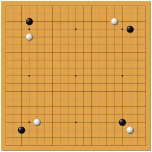 техника игры Го