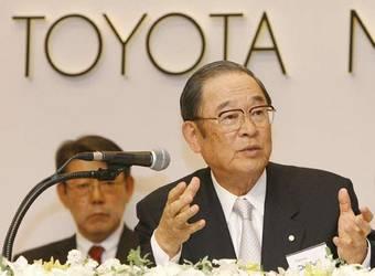 Фудзио Тё, СЕО Toyota 1999-2005