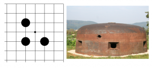 ДОТ или форма tochka, изобретеная Хасимото Утаро