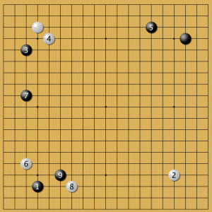 Alphago vs Ияма Юта