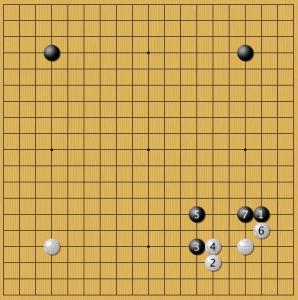 Гу Ли применяет новый ход AlphaGo