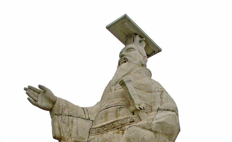 Цинь Ши хуанди