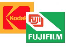 kodak и fujifilm