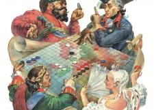 стратегическая игра на основе Го